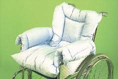 Cobertura Cadeira de Rodas