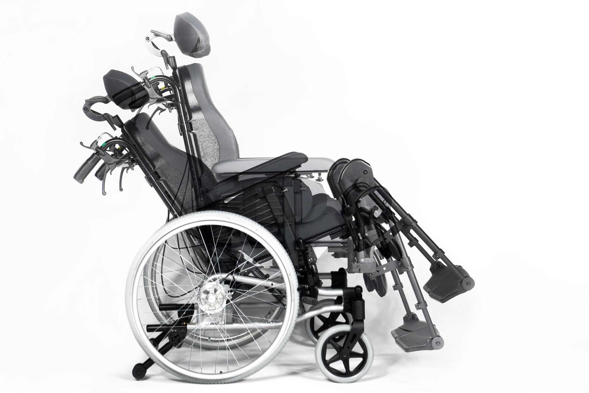 Cadeira de Rodas Relax2