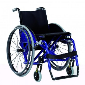 Cadeira de Rodas Liga Leve Activa Compact - Orthos XXI