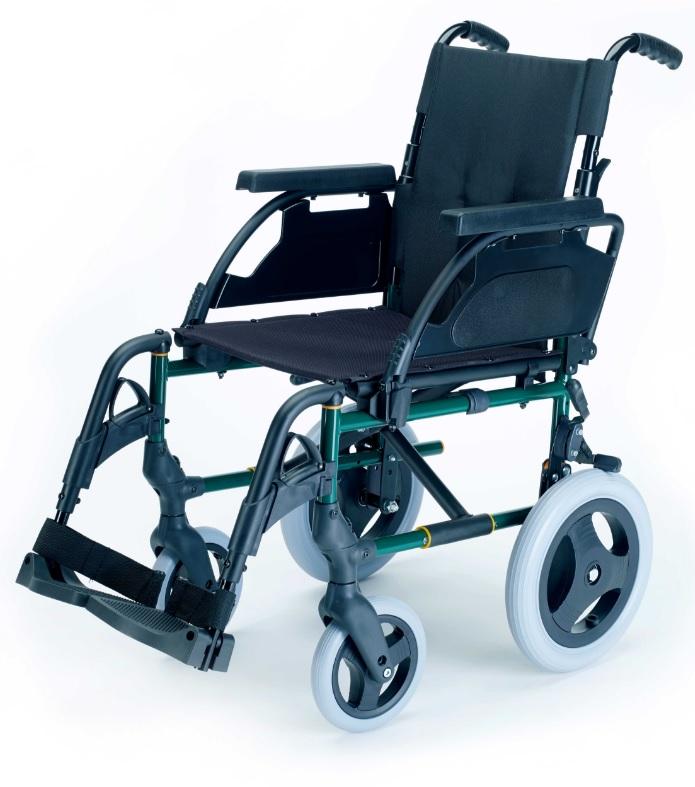 Cadeira de Rodas Breezy Premium - Roda Transito