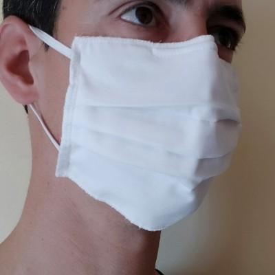 Máscaras Cirúrgicas Laváveis PTXMASKV1 (10 Unidades)