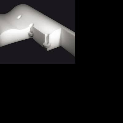 Almofada Cervical tipo latex Comfort Orthia