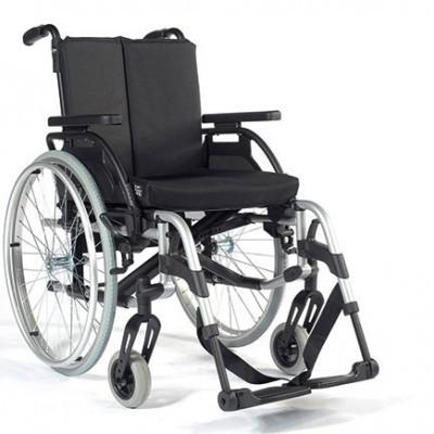 Cadeira de Rodas Reforçada XL Breezy RubiX2