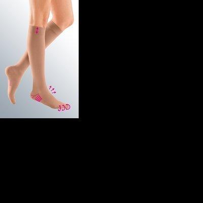 Meia Elastica Mediven Plus (até ao joelho) Grau II (Par)