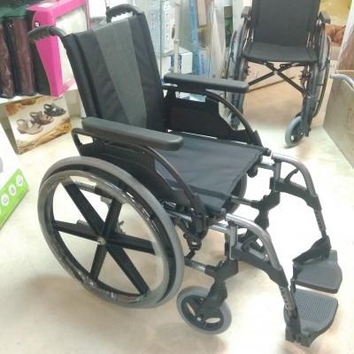 Cadeira de Rodas em Aluminio Breezy Style