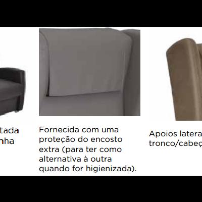 Poltrona Reclinavel Douro Manual