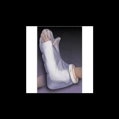 Protetor impermeavel para meio braço