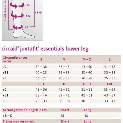 Circaid Juxtafit Essentials - Medi