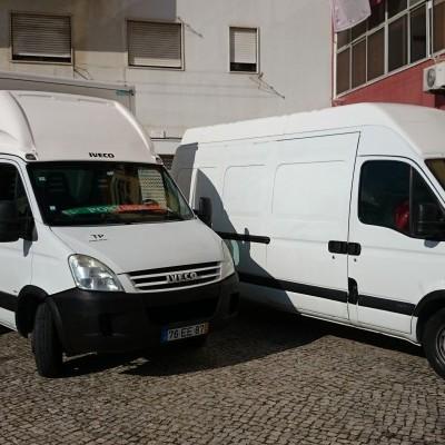 Transportes e Mudanças EuroTrust
