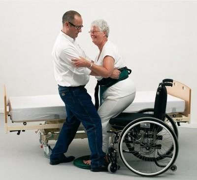 Cuidar de pessoas acamadas