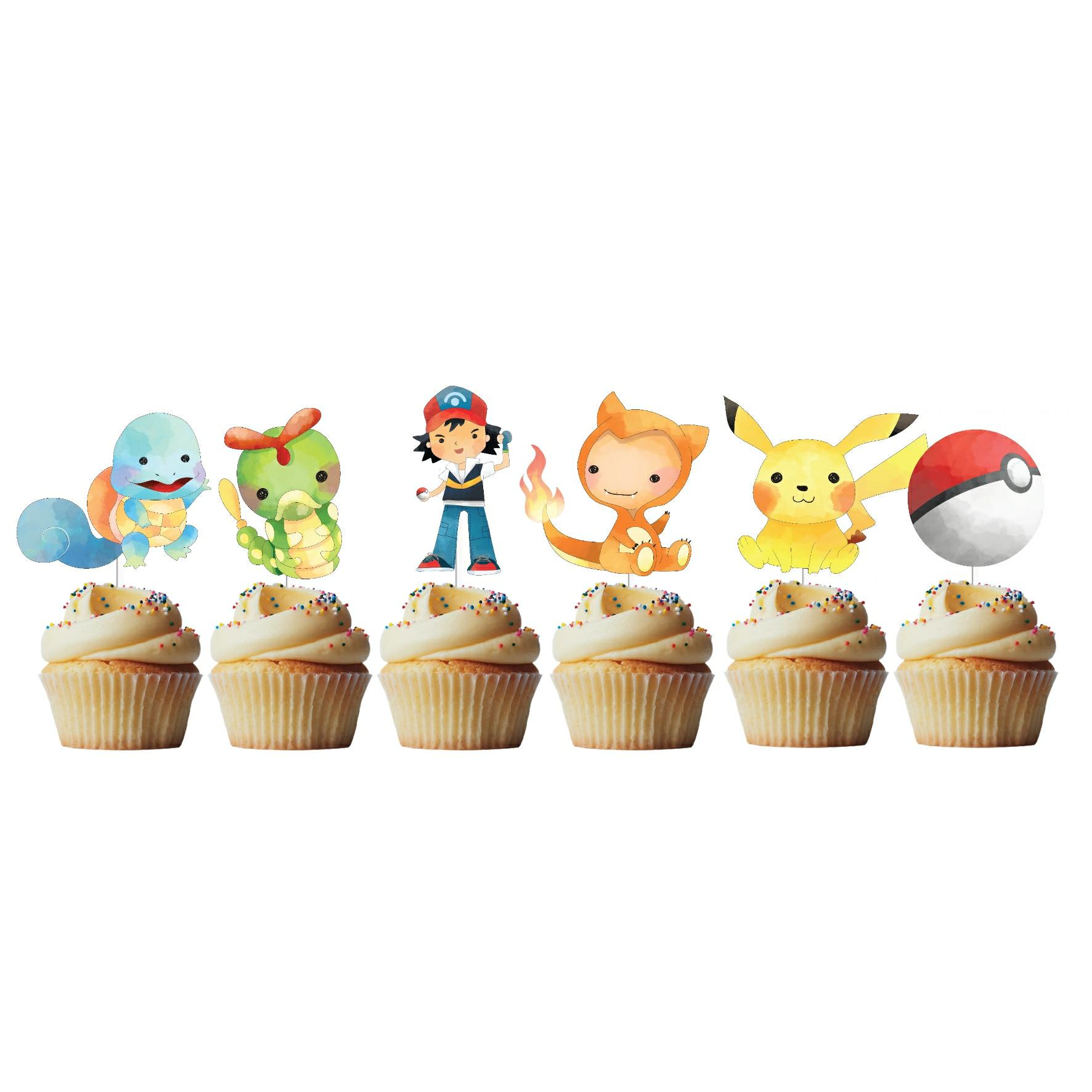 Toppers Pokémon