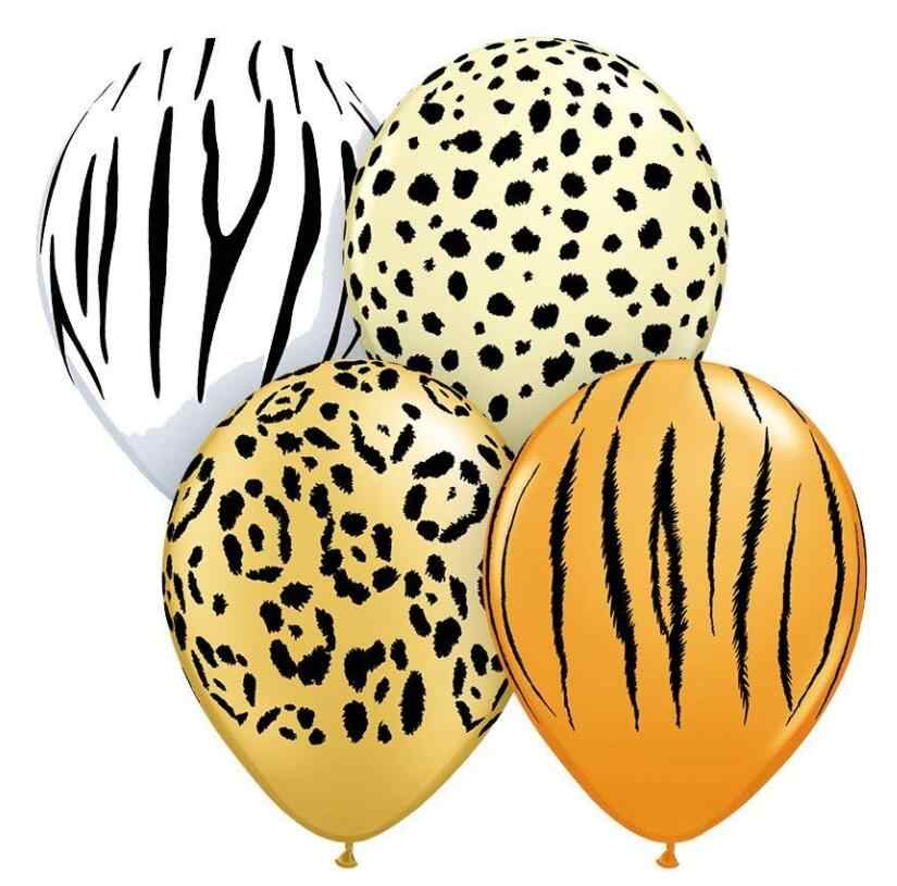 Conj. 5 Balões Selva
