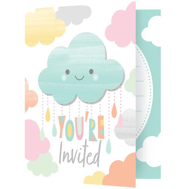 Convites Nuvens