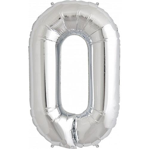 Balão O Prateado