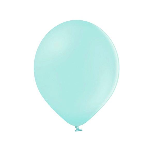 Balão Menta Pastel 27cm