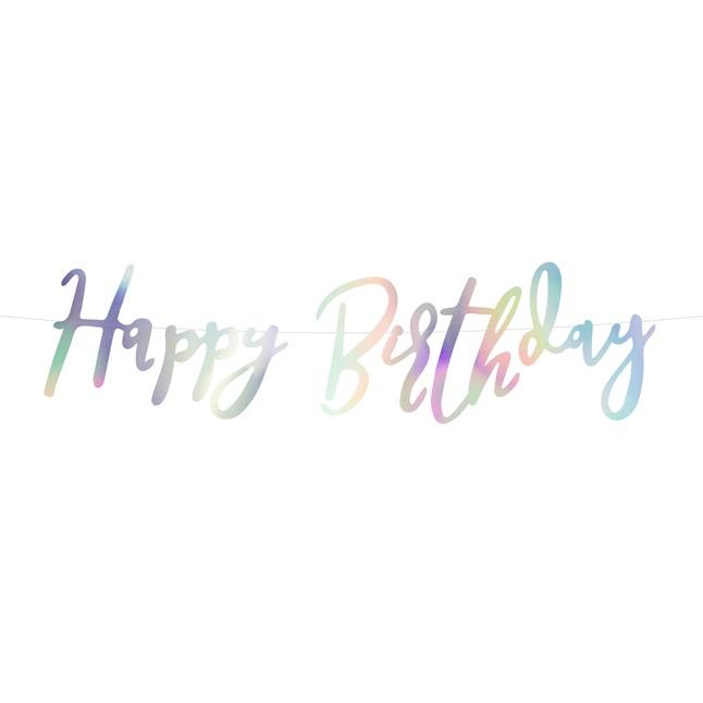 Grinalda Happy Birthday Sereia