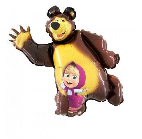 Masha e Urso Balão Gigante