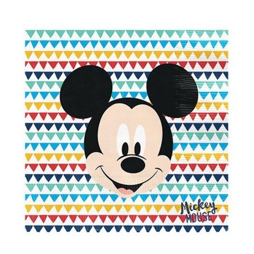Guardanapos Mickey Cores
