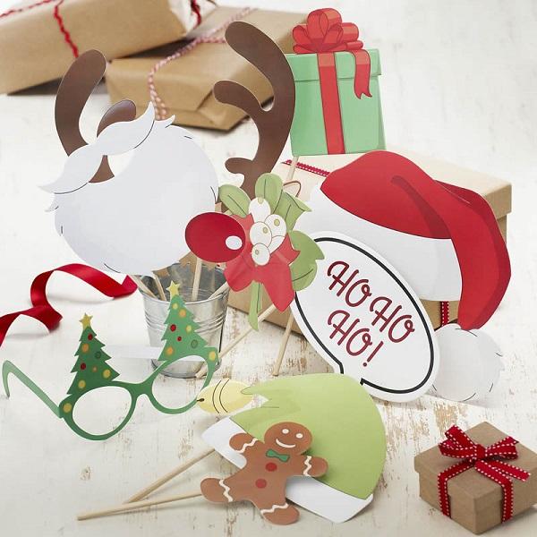 Adereços Fotografias Natal
