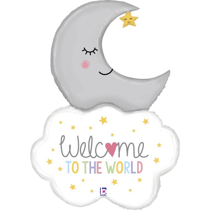 Balão Gigante Welcome Baby