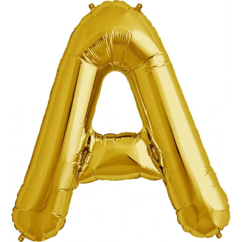 Balão A Dourado