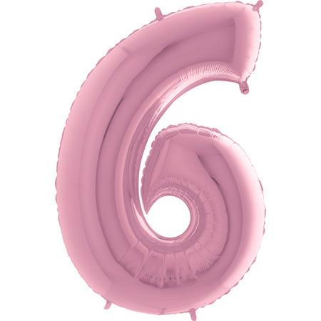 Balão Gigante 6 Rosa Claro