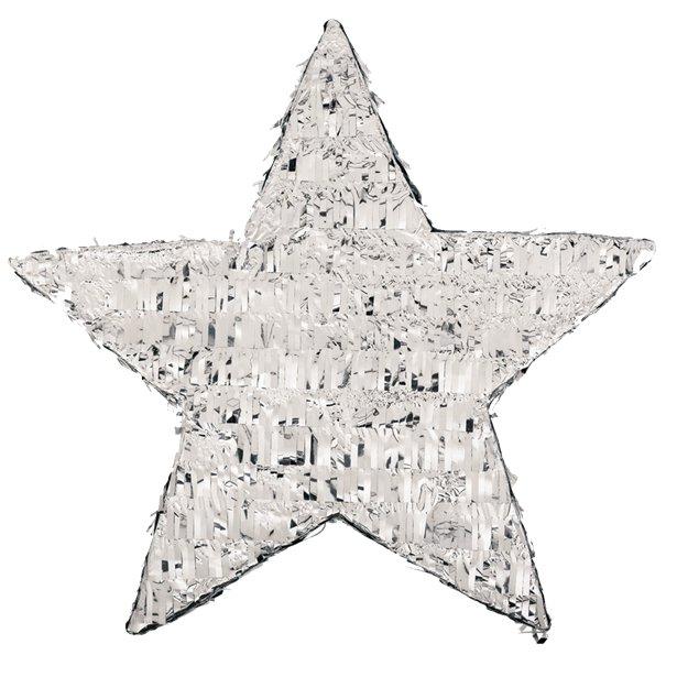 Pinhata Estrela Prateada