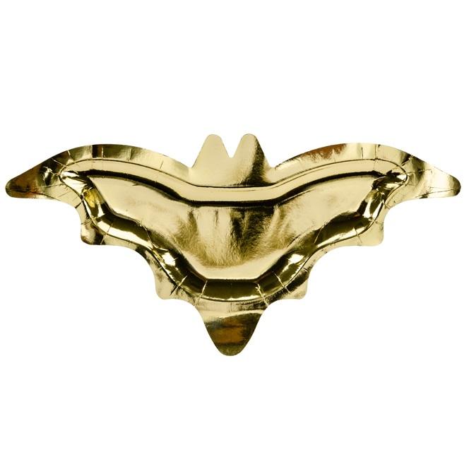 Pratos Dourados Morcego