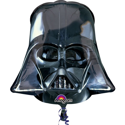 Star Wars Darth Vader Balão Grande
