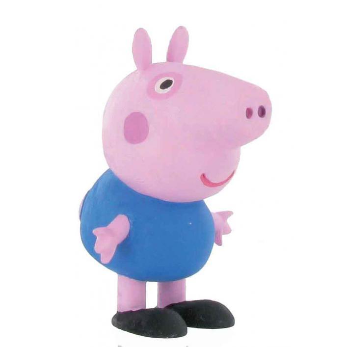 Porquinha Peppa - George