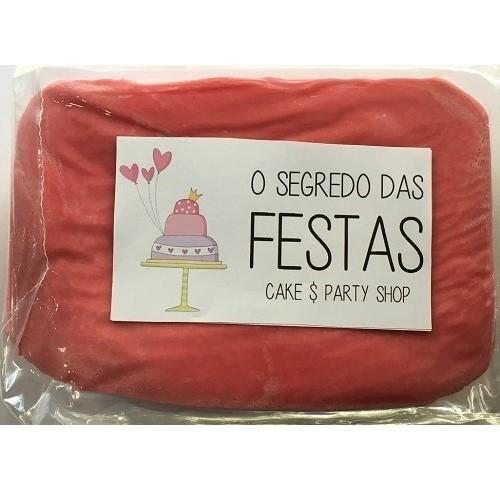Pasta de Açúcar Rosa Velho