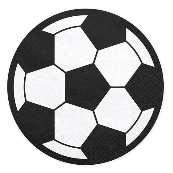Guardanapos Bola Futebol