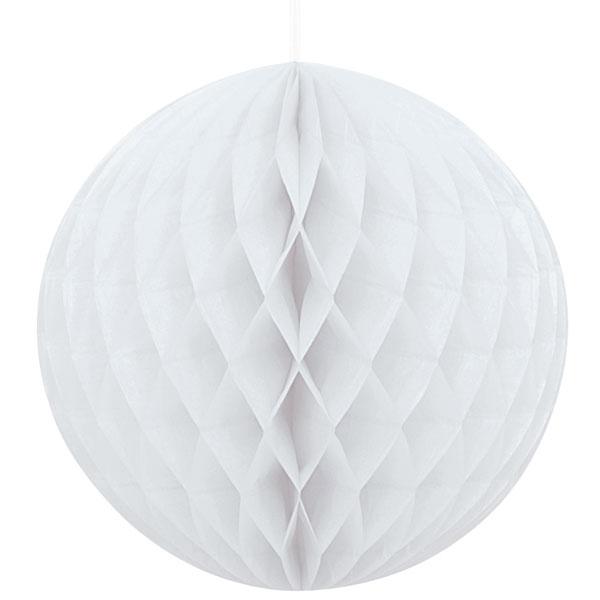 Bola de Papel Branco
