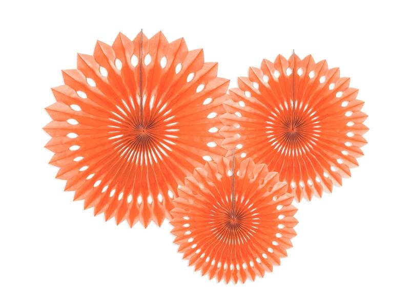 Rosetas Coral Conj. 3