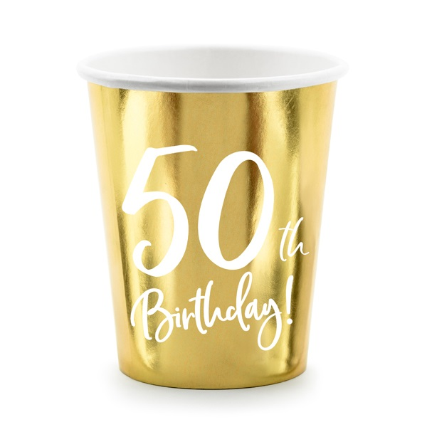 Copos 50th Birthday