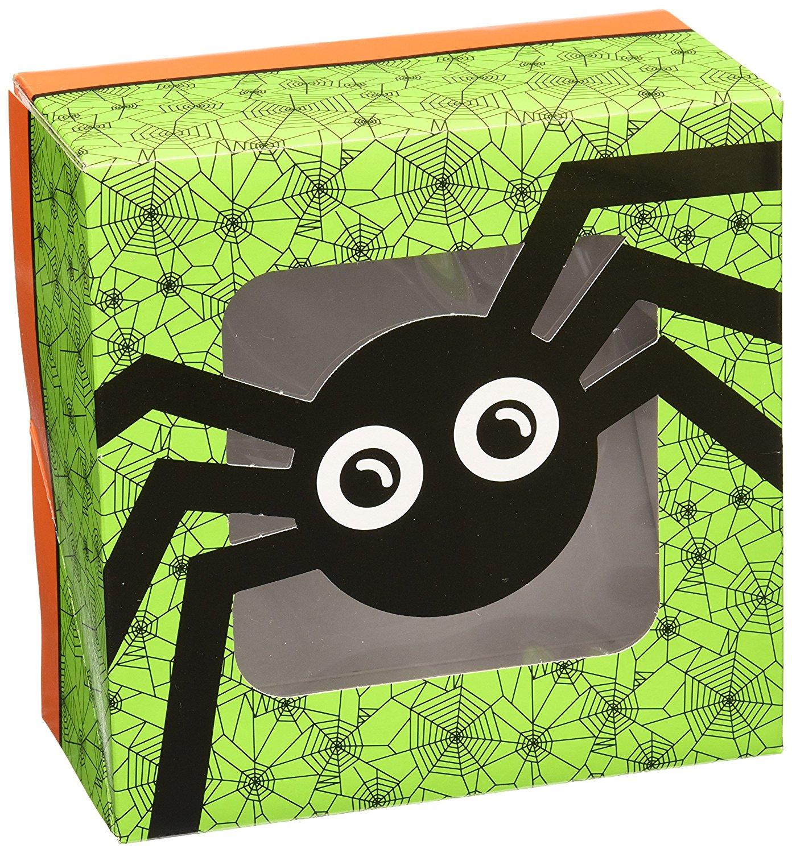 Conj. 2 Caixas Aranha Verde