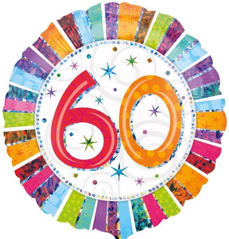 Balão Radiante 60 Médio