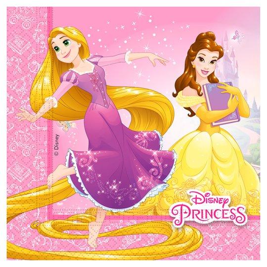 Guardanapos Princesas Disney