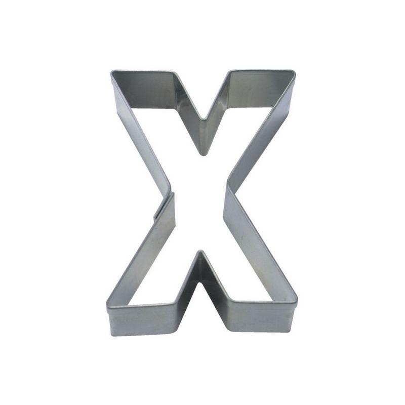 Cortador Letra X