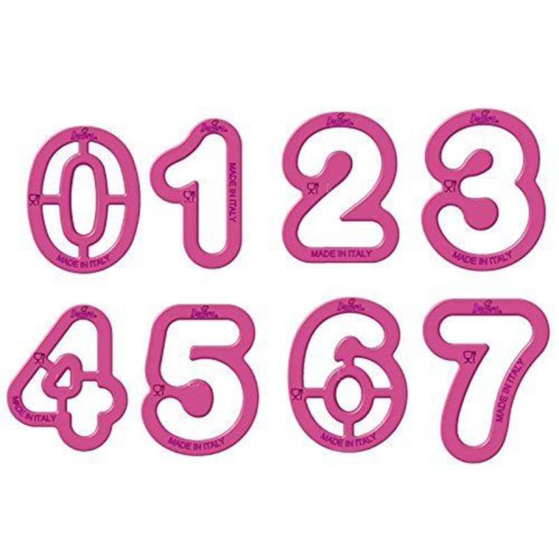 Cortadores Números