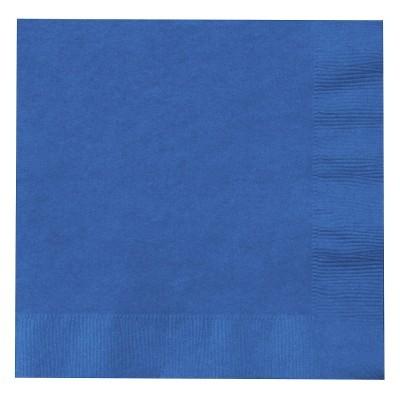 Guardanapos Azul Escuro Lisos