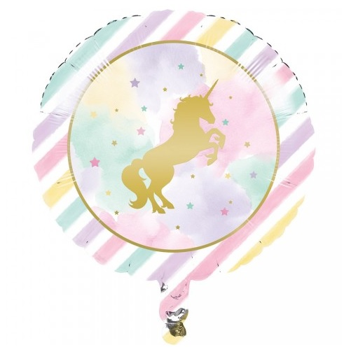 Unicórnio Balão Médio