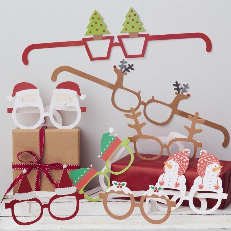 Óculos Natal 1
