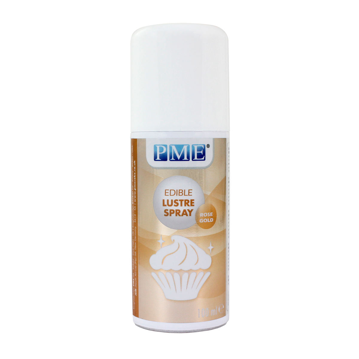 Spray Rose Gold PME