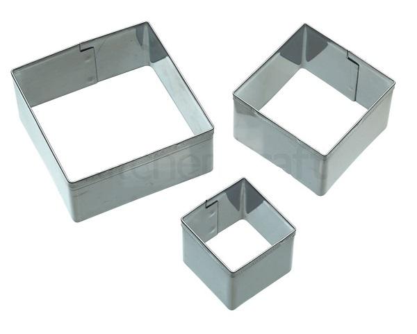 Conj. 3 Mini Quadrados