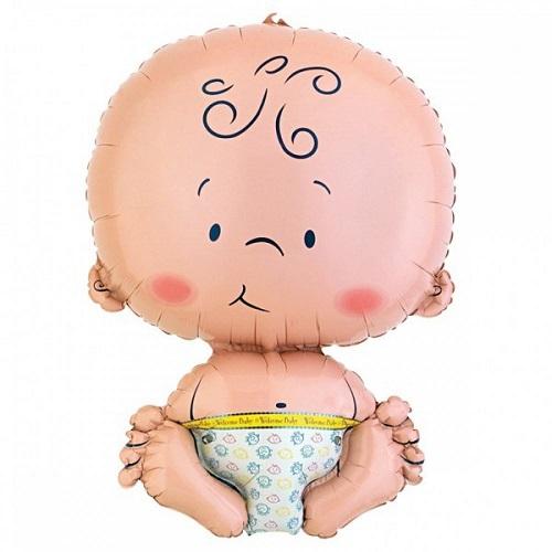 Bebé Balão Grande