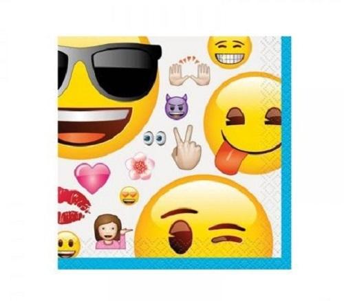 Guardanapos Emojis Pequenos