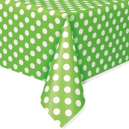 Toalha Verde Bolas