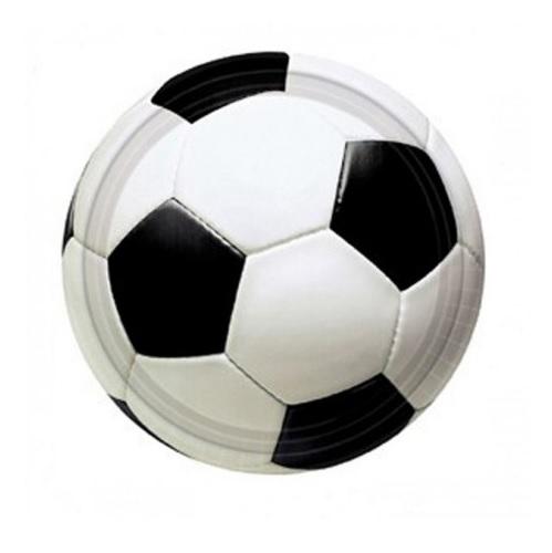 Pratos Futebol Grandes