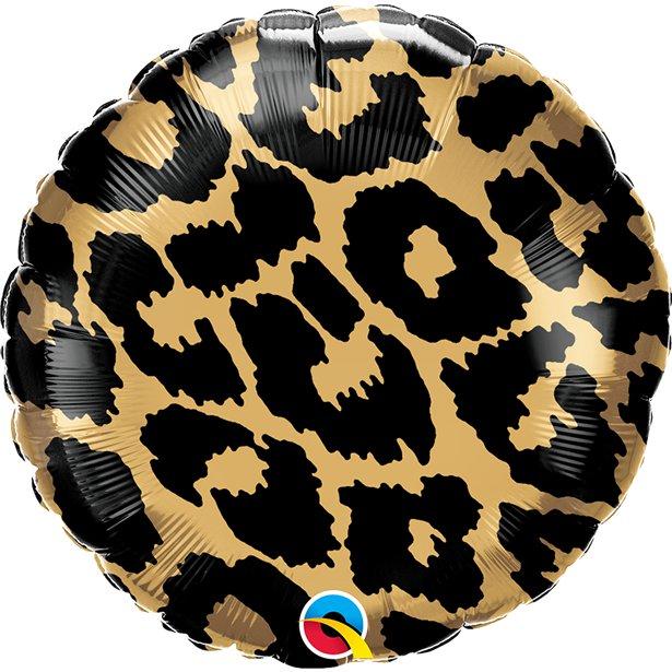 Balão Animal Print Leopardo
